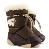 Зимние Сапоги Demar Little Lamb 20-29 размеры 2 цвета в наличии Много моделей