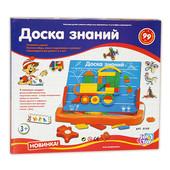 Доска знаний Play Smart (Joy Toy). Магнит, рисование мелом