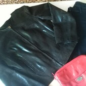 Куртка,Кожа р.46-48