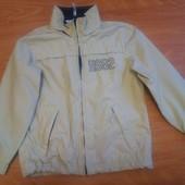 Фирменная, модная куртка L.o.g.g(h&m)