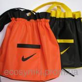 Здравствуйте, предлагаем стильные спортивные эко сумки
