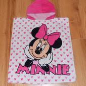 Красивое полотенце Disney для девочки 1-3 года