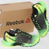 Беговые кроссовки фирма Reebok (Рибок), амер-9, европ-42, по стельке-27, 6 см