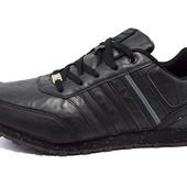 Кроссовки Nike Air Max Supo 1626 (черные, синие)