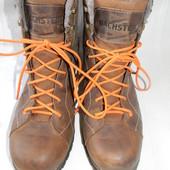 Мужские кожаные утепленные ботинки Dachstein р.46 дл.ст 30,5см