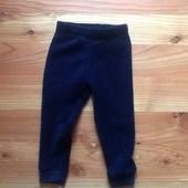 Early days новые флисовый штанишки поддева на 18-24м. Супер цена
