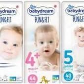 Подгузники Babydream (бебидрим,бебідрім)