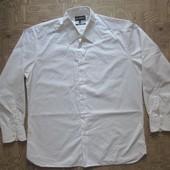 Белая рубашка 52
