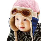 Шапочка детская Авиатор