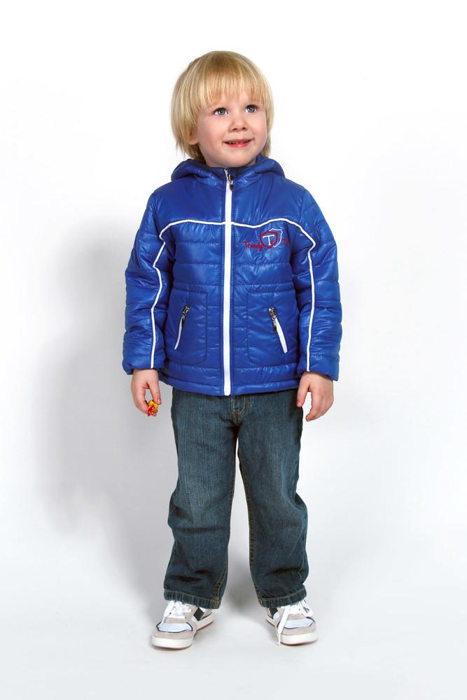 Куртка демисезонная на мальчика. фото №1
