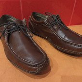 Туфли мужские р.40,5 (7) Cоrner, Таиланд, натур. кожа