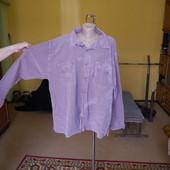 Рубашка-сорочка велика  джинсова 4XL-Deal