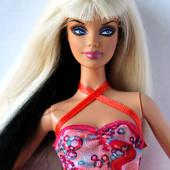 Редкая кукла Барби с модельной фигурой топ модель top model