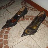 Туфлі шкіра Італія 35 36 розмір див фото