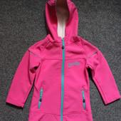 Курточка - пальто Softshell Trevolution windproof (waterproof)