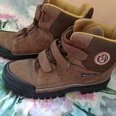 классные кожаные ботинки TCM 26см Германия