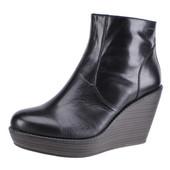Делаю скидку!!!Демисезонные ботинки Vagabond, Кожа, 37размер (24 см)