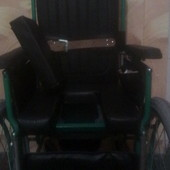 Дитяча інвалідна коляска