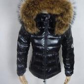Женские зимние пуховики в стиле Монклер Moncler. Под заказ