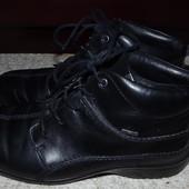 Ботинки Ecco 36 размер 24 см стелька