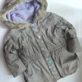 Куртка деми/еврозима Bluezoo (1,5-2 года)