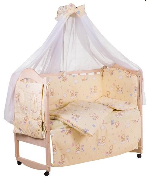 Кроватка (новая) + полное наполнение для сна фото №1