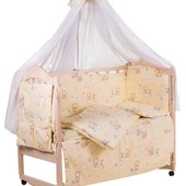 Кроватка (новая) + полное наполнение для сна