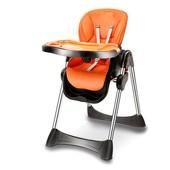 Стульчик для кормления Bambi M 3216-7, оранжевый