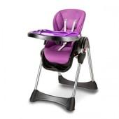 Стульчик для кормления Bambi M 3216-9, фиолетовый