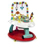 Ходунки-активный развивающий центр Kolcraft Baby Sit & Step