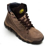 Зимние кожаные мужские ботинки (арт_083)