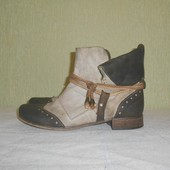 Стильные ботинки vero guoio (италия)