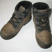 Демисезонные ботинки Clarks. Размер 10,5(28,5)