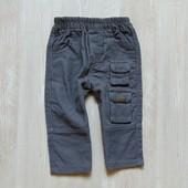 Плотные вельветовые джинсы для мальчика. Jumbo. Размер 12 месяцев. Состояние: отличное