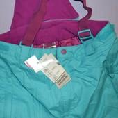 Зимние лыжные штаны, комбинезон рост 170-176 см