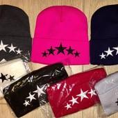 Модные молодёжные шапки