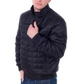 Стильная мужская демисезонная куртка под резинку с 48 по 58 размер