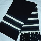 Длинный шарф,унисекс,новый