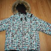 Фирменная куртка Lenne