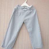 Брюки на 3 года, котон - джинс в идеальном состоянии