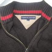 Tommy Hilfiger  кофта оригинал XL-размер. Cotton-Wool