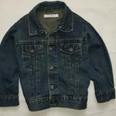 Джинсовый пиджак George ( 2-3 г. )