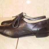 Акция! Paola Ferrari (eur 39) итальянские кожаные туфли