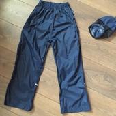 непромокаемые штаны, дождевик, рост 140. regatta