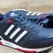Зимние мужские кроссовки Adidas Адидас ZX 750 с мехом внутри
