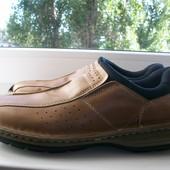 Туфли мужские натуральная кожа (ручная работа) р.43