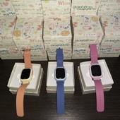 Детские умные часы baby watch Q100+Вибро! Оригинал 100%