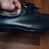 Туфли кожаные новые Filanto, торг, р. 42-43