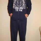 мужская пижама слип человечек размерLаrge,George