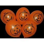 Тыква Хеллоуин -  30 см воздушные шары